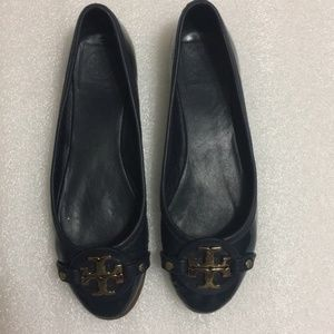 😍TORY BURCH♨️ patent leather flats size 8.5M